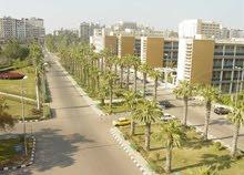 شقة مميزة 140 متر بمدينة مبارك
