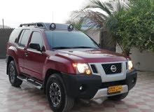 Gasoline Fuel/Power   Nissan Xterra 2014