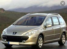 Peugeot 307 2003 For sale - Beige color