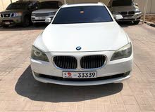 For sale BMW 750 car in Abu Dhabi