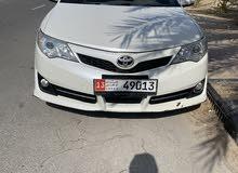 للبيع كامري موديل 2013 ماشيه 165000 سي