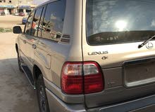 km Lexus LX 2002 for sale
