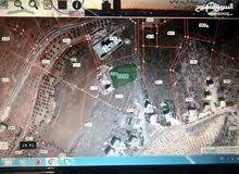 ارض 2.150 دونم في بلدية باب عمان مرصع جرش