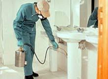 تنظيف الفلل وغسيل السجاد والكنب والستاير والمجالس