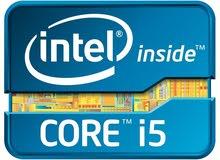 مطلوب معالج core i5 للكمبيوتر