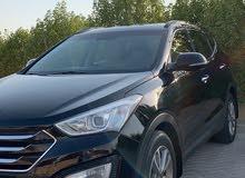 120,000 - 129,999 km Hyundai Santa Fe 2015 for sale