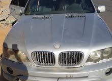 Gasoline Fuel/Power   BMW X5 2001