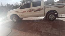 White Toyota Hilux 2009 for sale