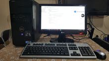 Dell Desktop compter is up for sale