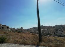 أرض للبيع في شفا بدران الكوم مميزة على شارعين