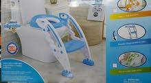 كرسي لدورات المياه للاطفال