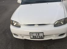 White Hyundai Accent 1998 for sale