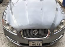 Grey Jaguar XF 2009 for sale