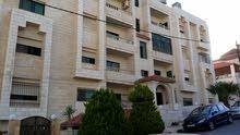 شقة جميلة وهادئة، فارغة  للبيع في عمان الغربية - ضاحية الرشيد،  135م ، ط 2