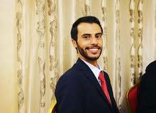 أردني أبحث عن وظيفة في البحرين متواجد في الأردن..