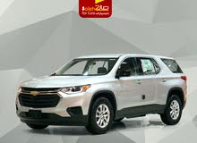 New condition Chevrolet Traverse 2019 with 0 km mileage