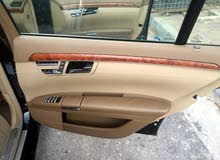Mercedes Benz S 500 2006 For Sale