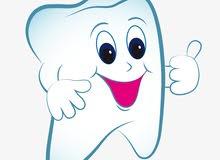 مطلوب ممرضة لعيادة أسنان.