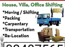 Bahrain house item shifting moving
