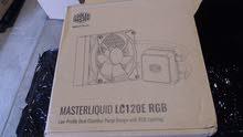 مبرد مائي  400 شيك cooler master RGB