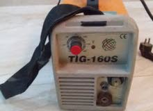 ماكينة لحام بغاز الارجون
