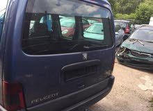 Peugeot Partner 2001 For sale - Blue color