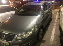 Green Volkswagen Passat 2009 for sale