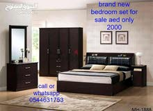Available for sale in Ajman - New Bedrooms - Beds