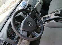 جيب لبرتي 2008 اللون اسود بدون ضرر . مكفوله من الضربه والصبغ السيارة جديده , بيع
