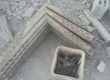 خشب طوبار روماني وعدة بناء للبيع
