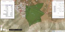 قطعة ارض للبيع في أراضي ذيبان
