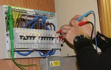كهربائي تمديدات منزلية و صناعية