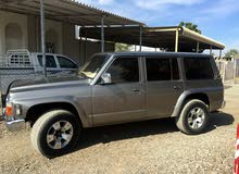 Nissan Patrol car is available for sale, the car is in Used condition