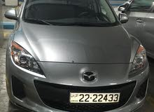 For sale Mazda 3 car in Amman