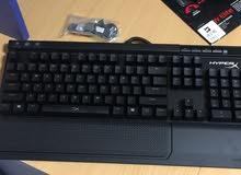 amman(hyperx keyboard gaming alloy elite