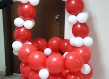 Balloond decoration