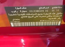 Volkswagen GTI 2015 for sale in Al Ain