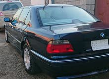 Automatic Blue BMW 1995 for sale
