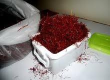 للبيع زعفران مغربي