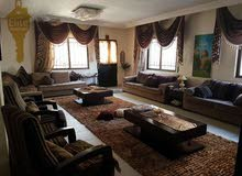 Jubaiha neighborhood Amman city - 280 sqm apartment for sale