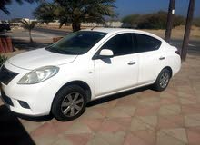 Renting Nissan cars, Sunny 2014 for rent in Muscat city