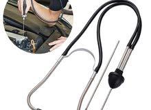 WOOKRAYS سيارة اسطوانة سماعة الطبيب أداة تشخيص محرك اسطوانة الضوضاء التلقائي كاش