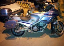 Yamaha motorbike made in 2017 for sale