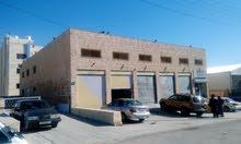 1117- مجمع تجاري صناعي للبيع في ماركا الشمالية خلف حجازي وغوشة