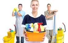 نوفر عاملات عربيات لتنظيف المنازل