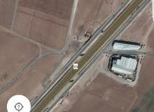 أرض صناعي للبيع قرب ترخيص سحاب الشارع التنموي