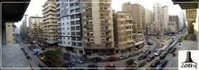 شقة 150 م للبيع إسكندر ابراهيم بتسهيلات فى السداد