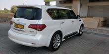 For sale 2011 White QX56