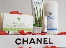 منتجات للبشره والشعر والأسنان