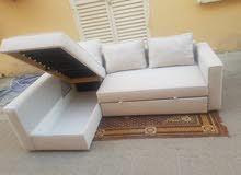 IKEA Sofa-bed with storage